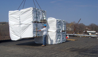 Modulr Ts Mineral Wool Stone Wool Roofing Insulation